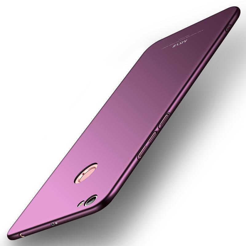 MSVII Super Slim Σκληρή Θήκη PC Xiaomi Note 5A Prime - Purple (L3-01)