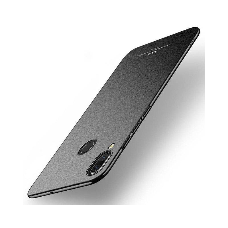 MSVII Super Slim Σκληρή Θήκη PC Huawei Nova 3 - Matte Black (V2-08)
