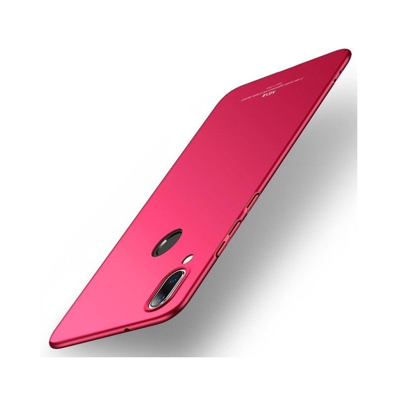 MSVII Super Slim Σκληρή Θήκη PC Huawei Nova 3 - Red (V2-03)