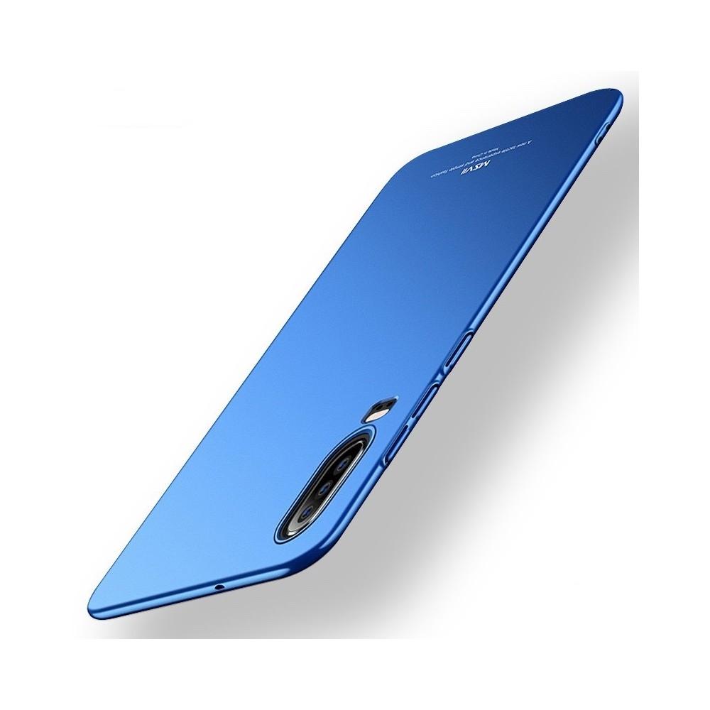 MSVII Super Slim Σκληρή Θήκη PC Xiaomi Redmi Note 7 - Blue (AH3-02)
