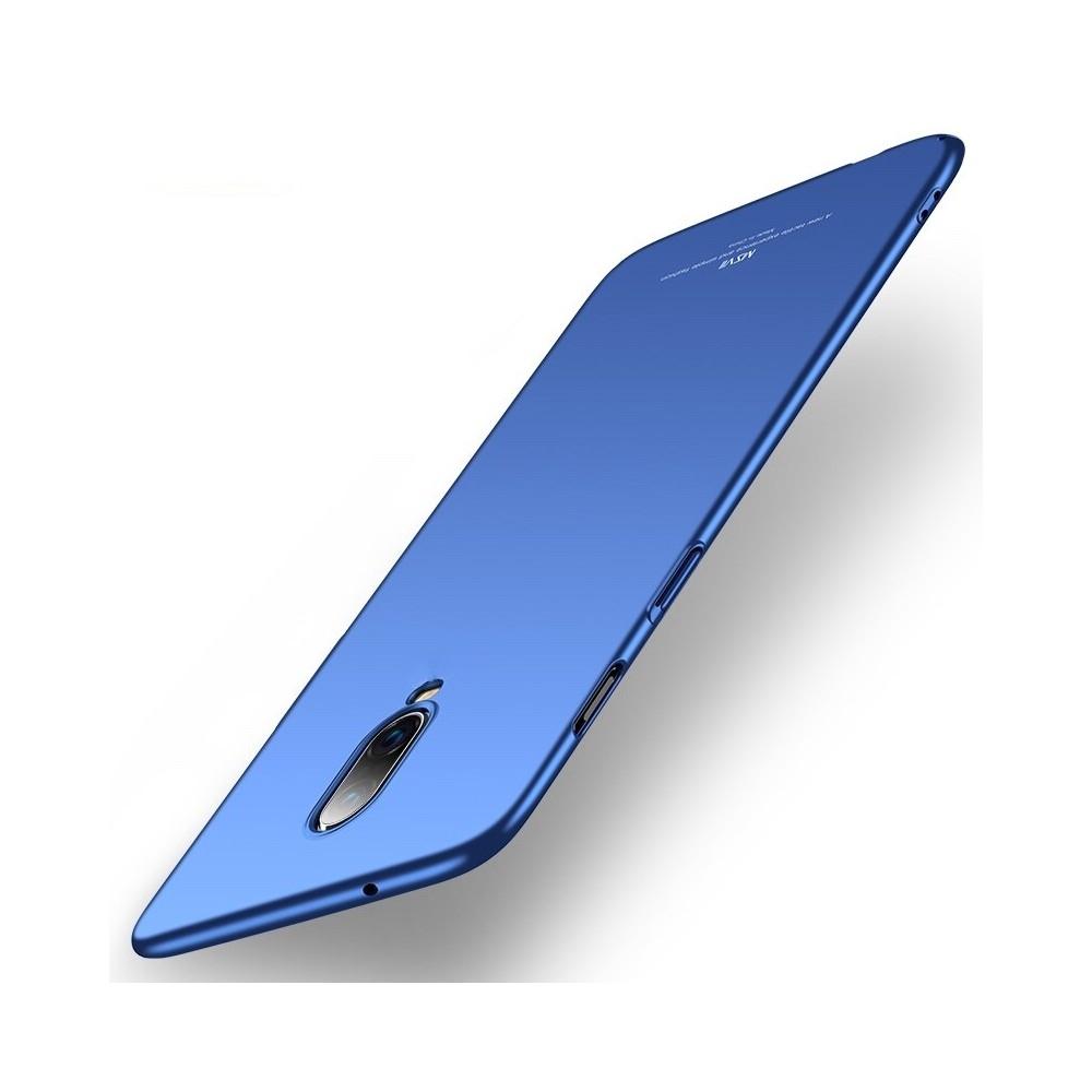 MSVII Super Slim Σκληρή Θήκη PC OnePlus 7 - Blue (AB4-04)