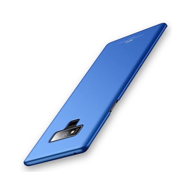 MSVII Super Slim Σκληρή Θήκη PC Samsung Galaxy Note 9 - Blue (J4-04a)