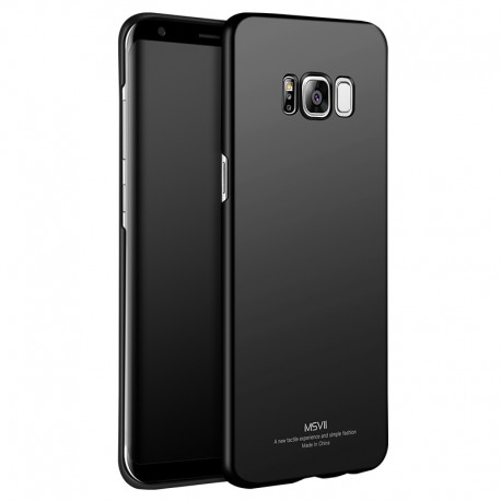 MSVII Super Slim Σκληρή Θήκη PC Samsung Galaxy S8 Plus - Black (I3-05)