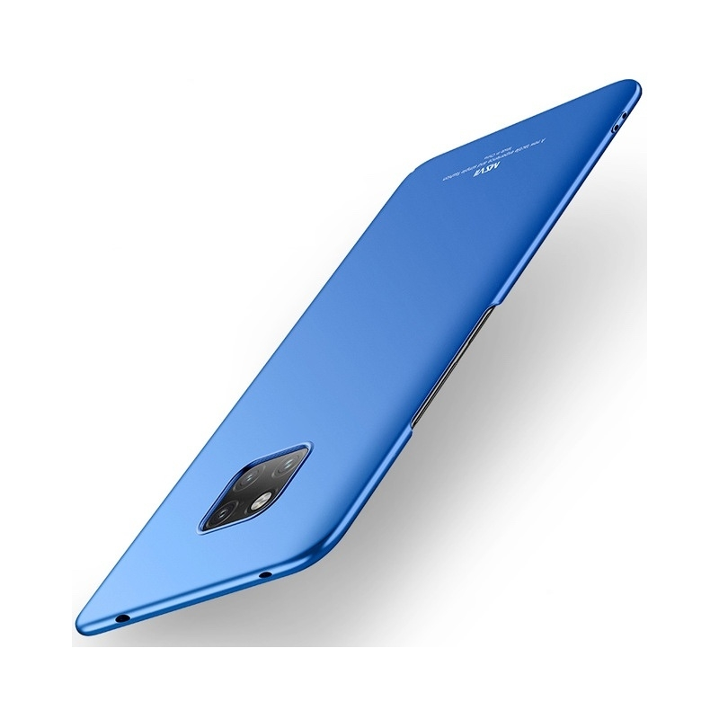 MSVII Super Slim Σκληρή Θήκη PC Huawei Mate 20 Pro - Blue (BC4-02)