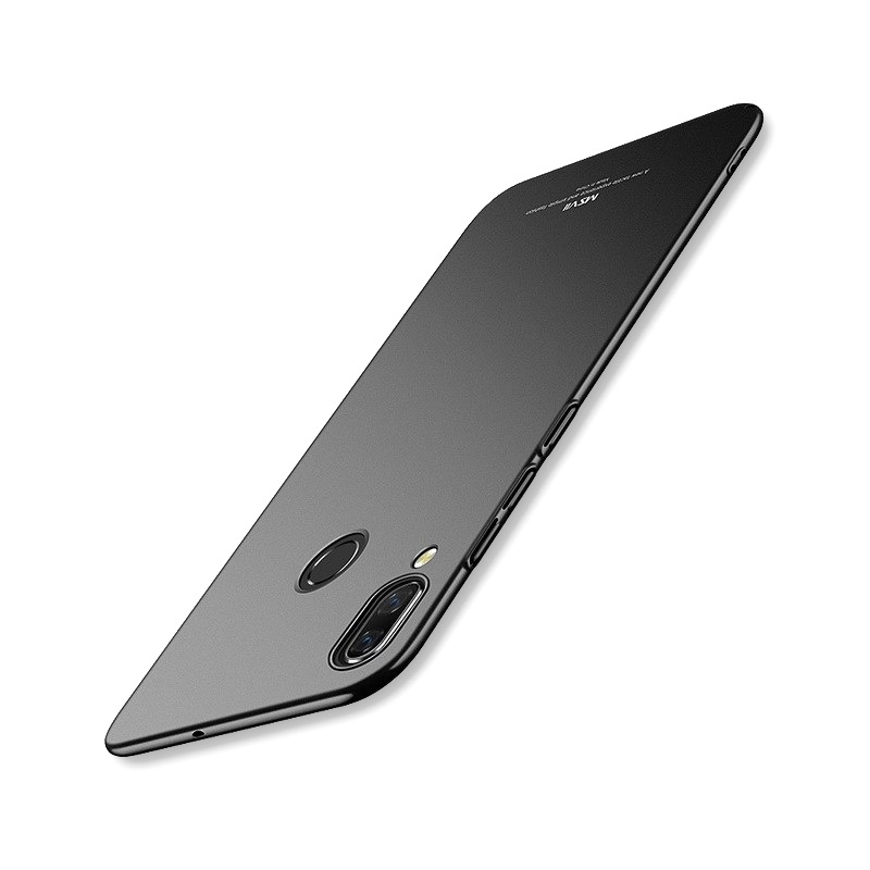 MSVII Super Slim Σκληρή Θήκη PC Huawei P Smart Plus - Black (BE4-03)