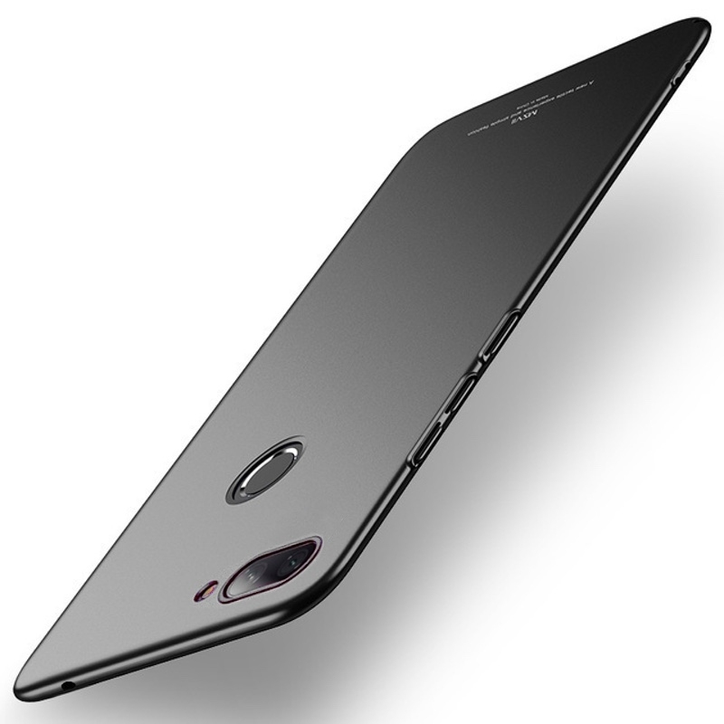 MSVII Super Slim Σκληρή Θήκη PC Xiaomi Mi 8 Lite - Black (AD3-03)