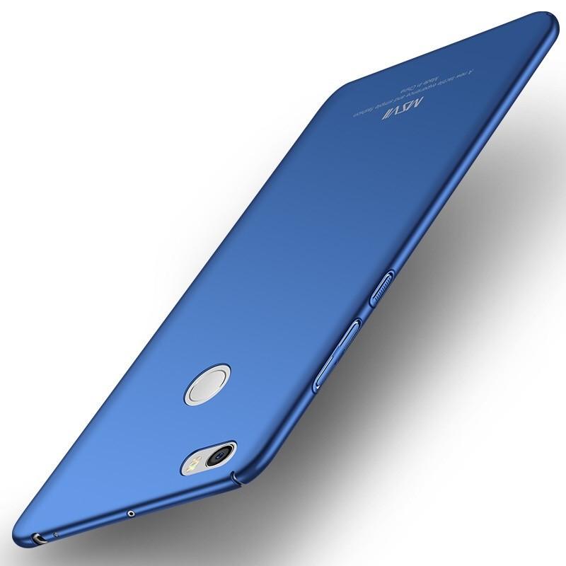 MSVII Super Slim Σκληρή Θήκη PC Xiaomi Mi Max 2 - Blue (Y3-04)