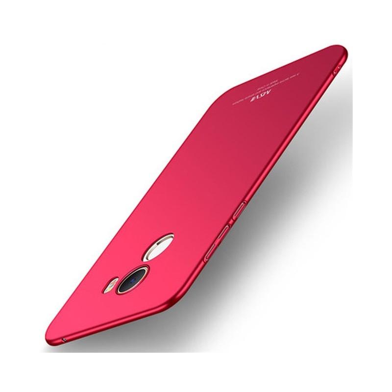 MSVII Super Slim Σκληρή Θήκη PC Xiaomi Mi Mix 2 - Red (B1-03)