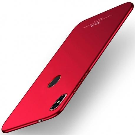 MSVII Super Slim Σκληρή Θήκη PC Xiaomi Mi Mix 2s - Red (H3-03)