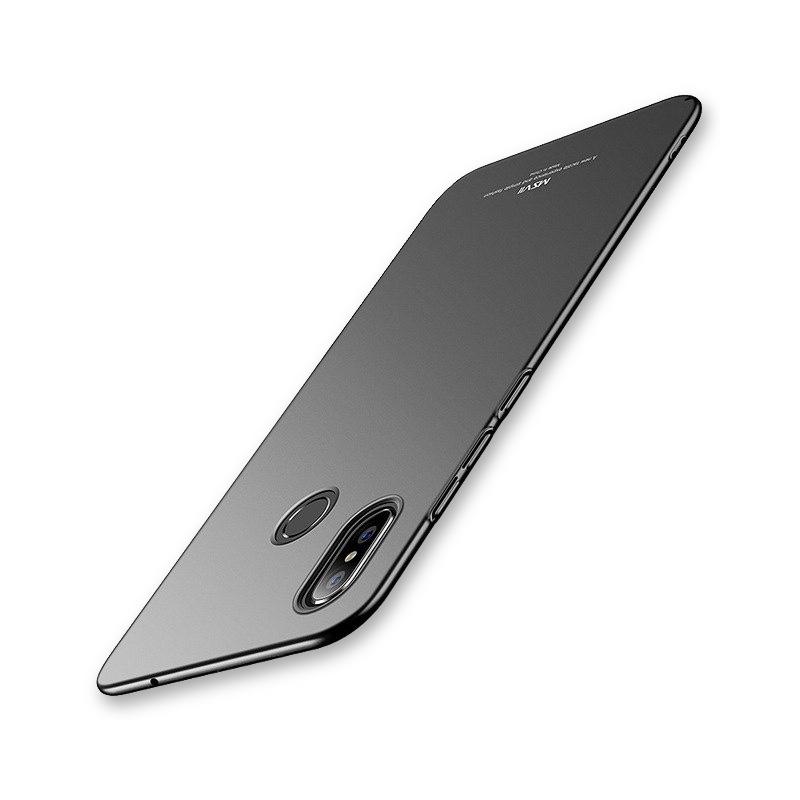 MSVII Super Slim Σκληρή Θήκη PC Xiaomi Mi Mix 3 - Black (AH2-03)