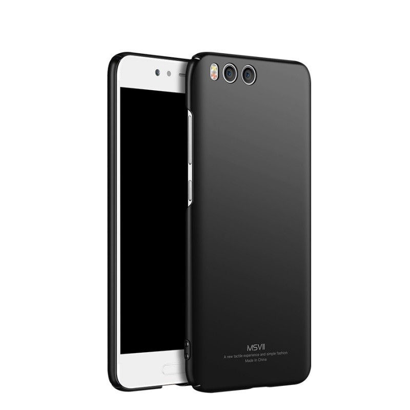MSVII Super Slim Σκληρή Θήκη PC Xiaomi Mi 6 - Black (G2-05)