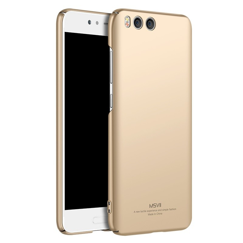 MSVII Super Slim Σκληρή Θήκη PC Xiaomi Mi 6 - Gold (G2-02)
