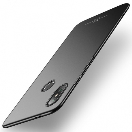 MSVII Super Slim Σκληρή Θήκη PC Xiaomi Mi 8 - Black (K4-05)