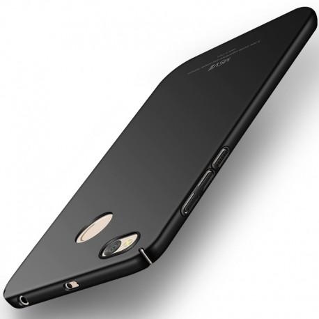 MSVII Super Slim Σκληρή Θήκη PC Xiaomi Redmi 4X - Black (E2-05)