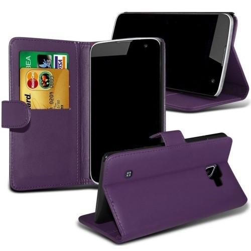Θήκη Πορτοφόλι HTC Desire 530/ 630 - Μωβ (9891) - OEM