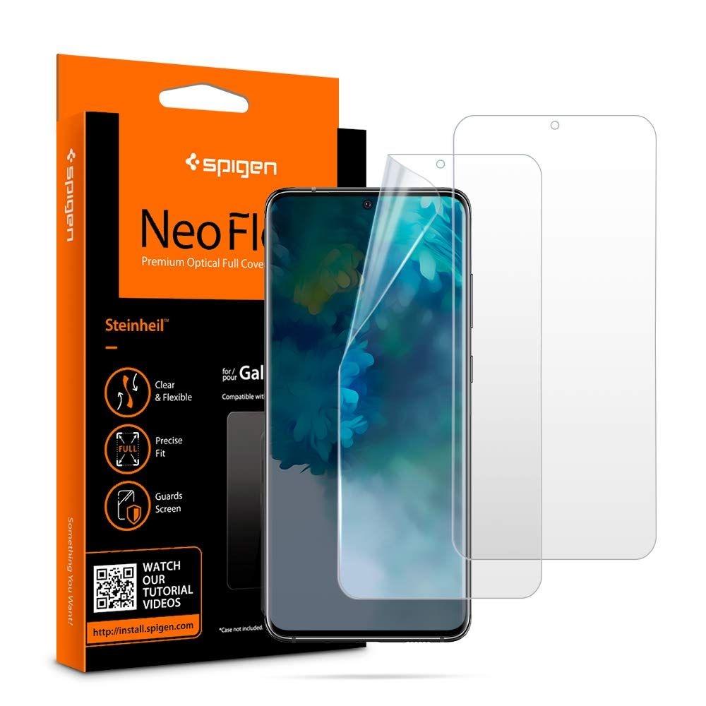 Spigen Screen Protector Neo Flex HD Samsung Galaxy S20 (Case Friendly) - 2τμχ (AFL00655)