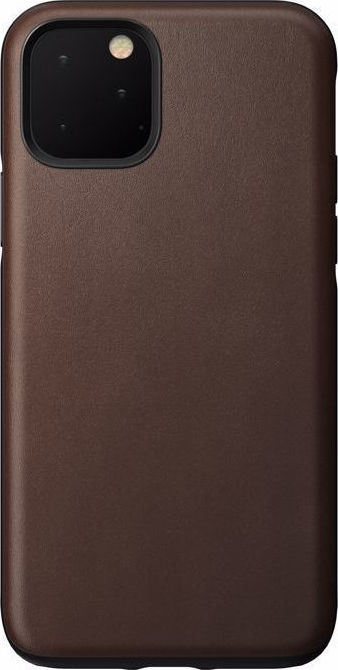 Nomad Δερμάτινη Rugged Θήκη iPhone 11 Pro - Brown (NM21WR0R00)