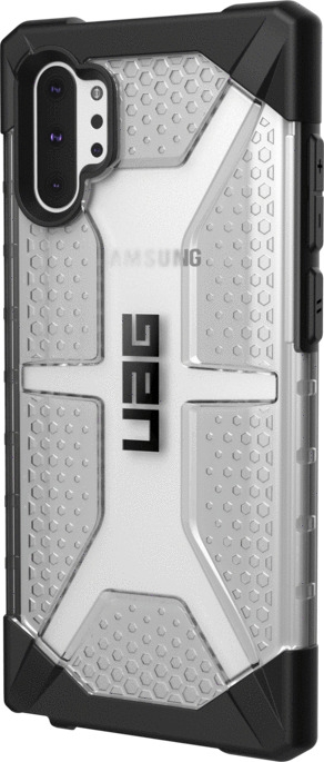 UAG Θήκη Urban Armor Gear Plasma Samsung Galaxy Note 10 Plus - Ice Clear (211753114343)
