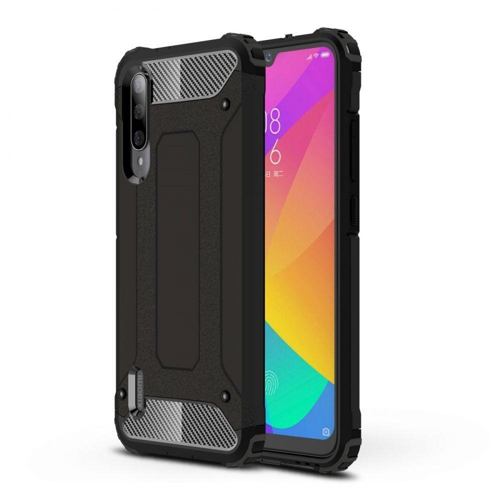 Θήκη Dual Layer XArmor Xiaomi Redmi Mi 9 Lite - Black (58201) - OEM
