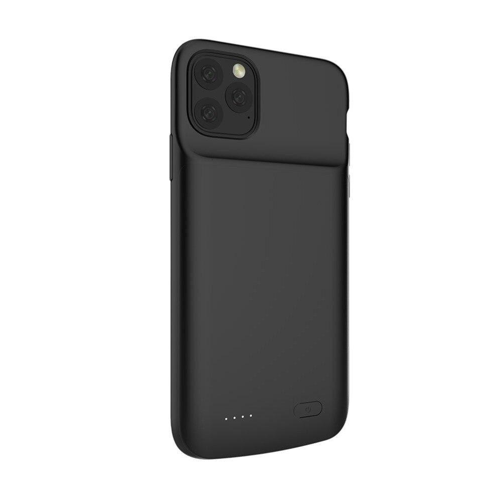 Θήκη με Ενσωματωμένη Μπαταρία 4800mAh iPhone 11 Pro - Fast Charge - Black (58142) - OEM