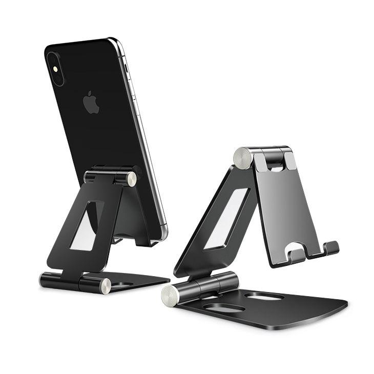 Tech-Protect Universal Stand Holder Z16 - Βάση Αλουμινίου για Smartphone - Grey (66372)