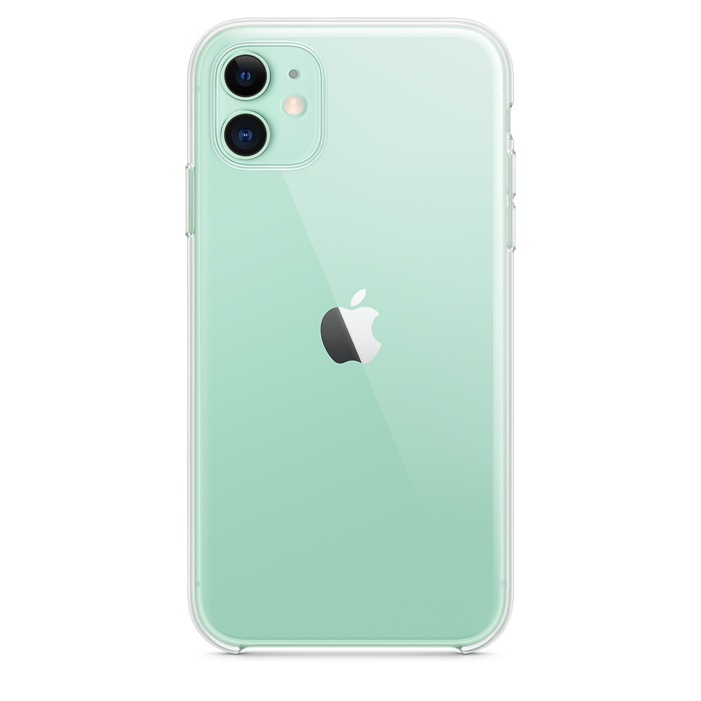 Official Apple Cover - Σκληρή Θήκη iPhone 11 - Clear (MWVG2ZM/A)