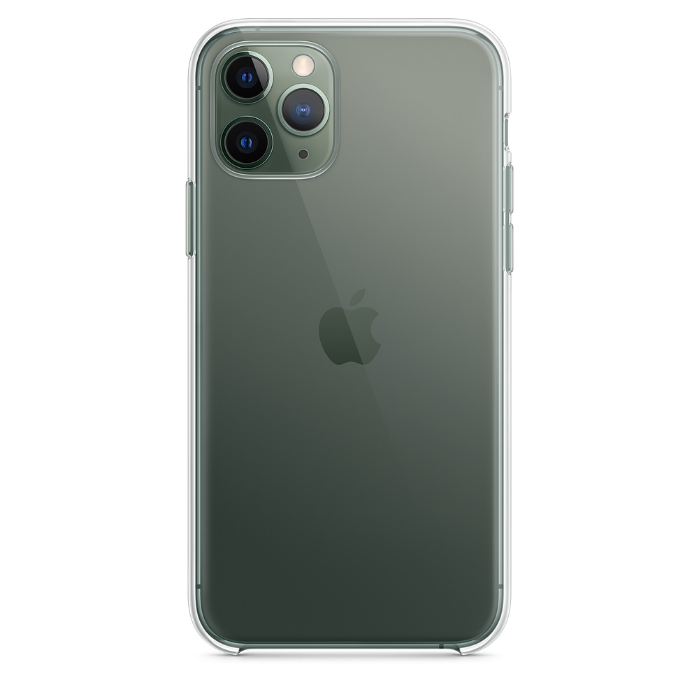 Official Apple Cover - Σκληρή Θήκη iPhone 11 Pro - Clear (MWYK2ZM/A)