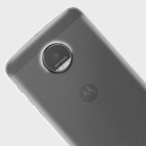 Olixar FlexiShield Διάφανη Θήκη Σιλικόνης Motorola Moto Z (61286) - Clear