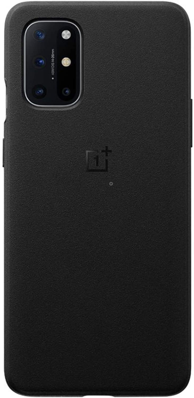 OnePlus Official - Sandstone Bumper Σκληρή Θήκη OnePlus 8T - Black (5431100176)