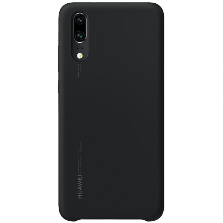 Huawei Official Σκληρή Θήκη P20 - Black (51992365)