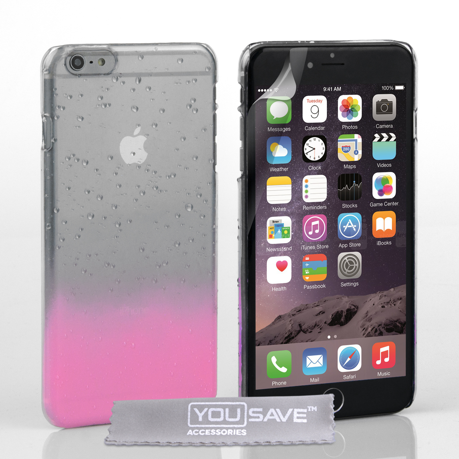 Θήκη iPhone 6 Plus/6S Plus by YouSave (Z569)