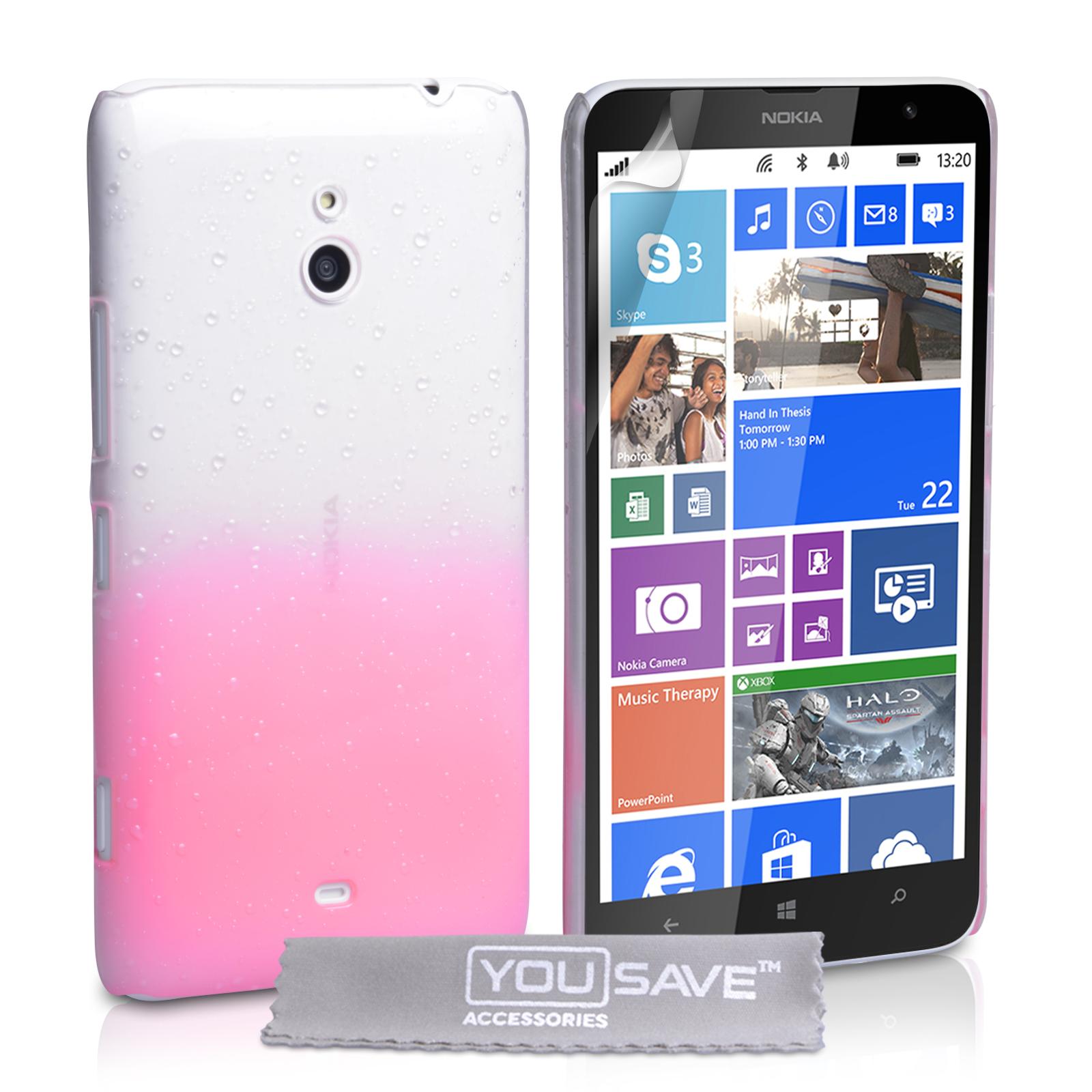 Θήκη Nokia Lumia 1320 by YouSave (Z291)