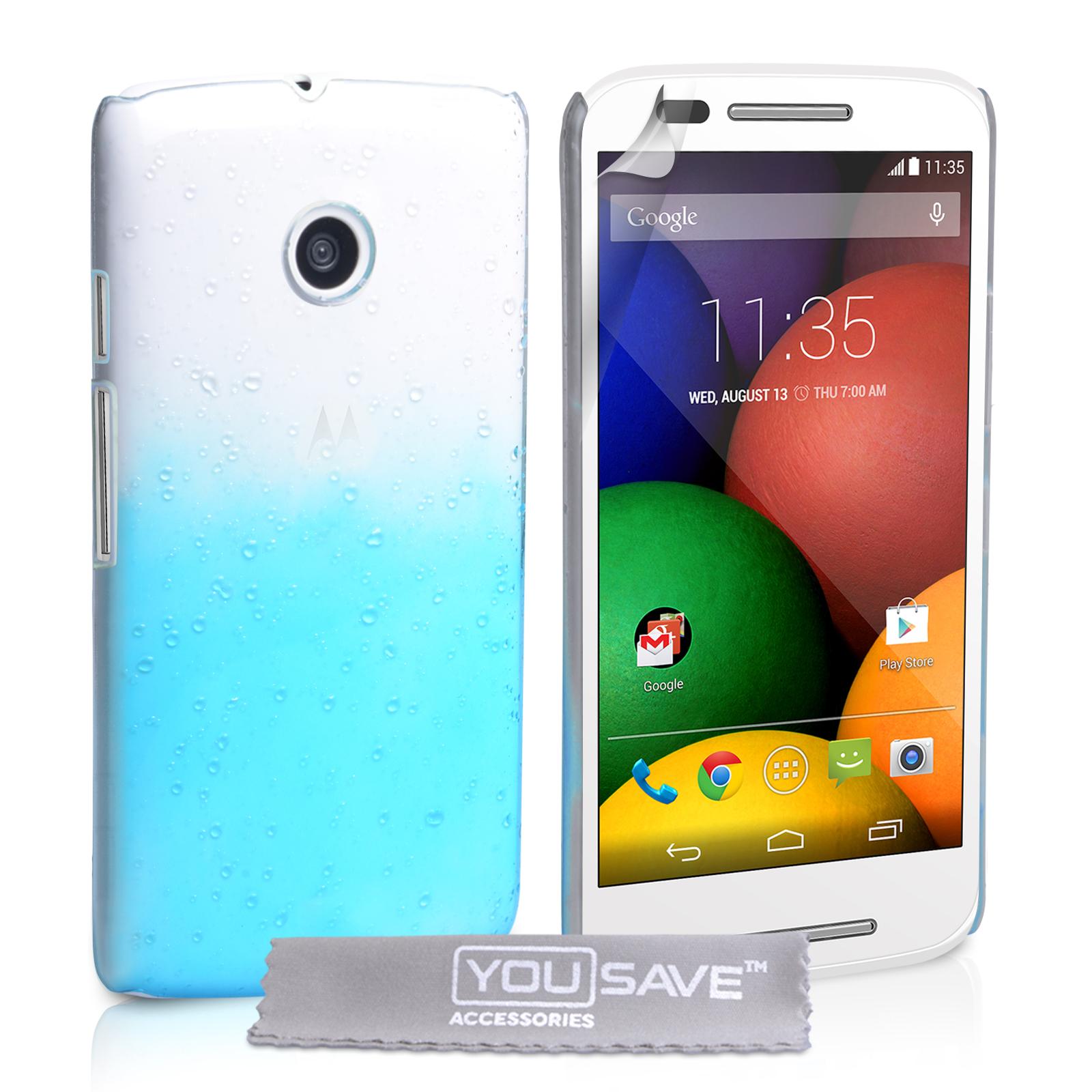 Θήκη Motorola Moto E by YouSave (Z311)