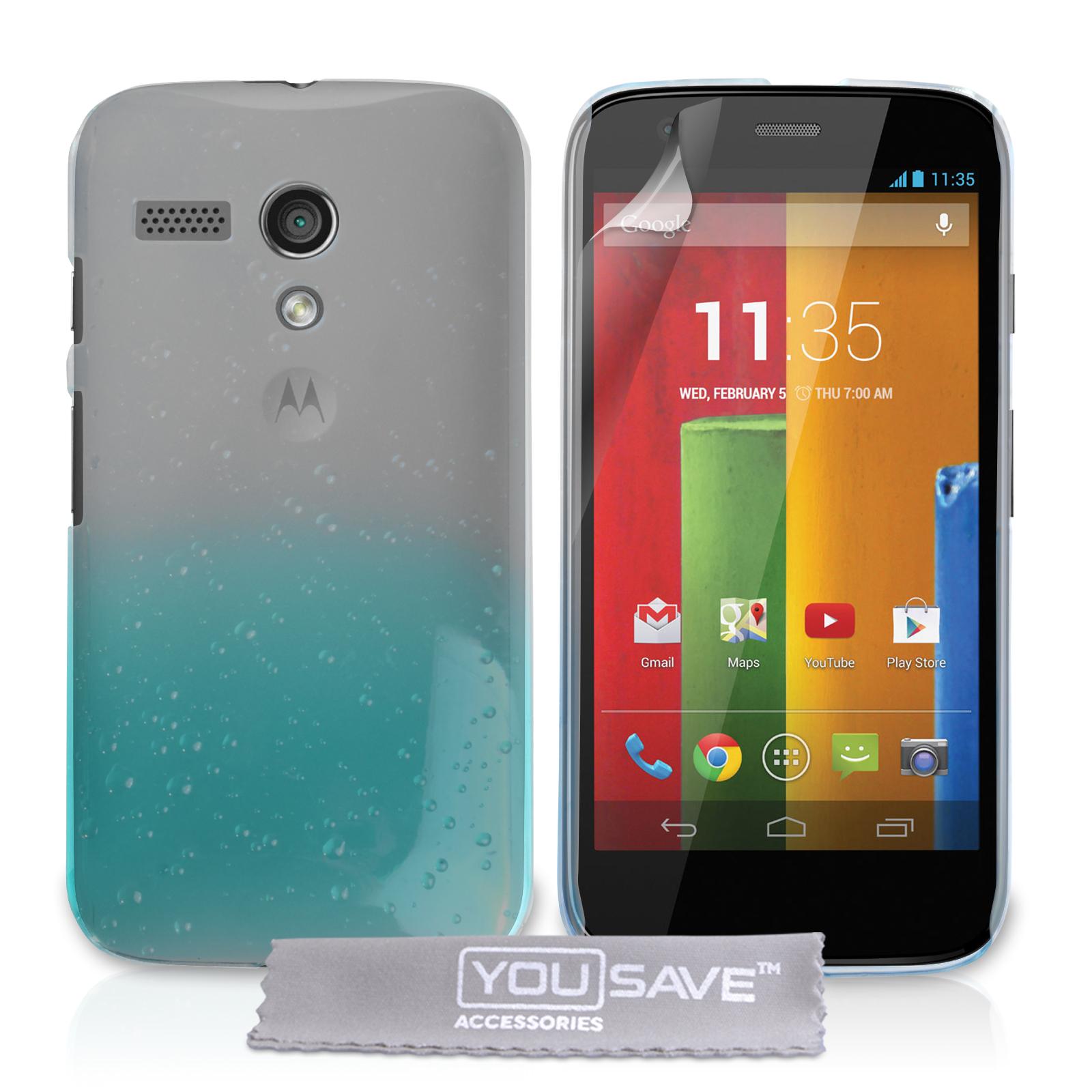 Θήκη Motorola Moto G by YouSave (Z213)