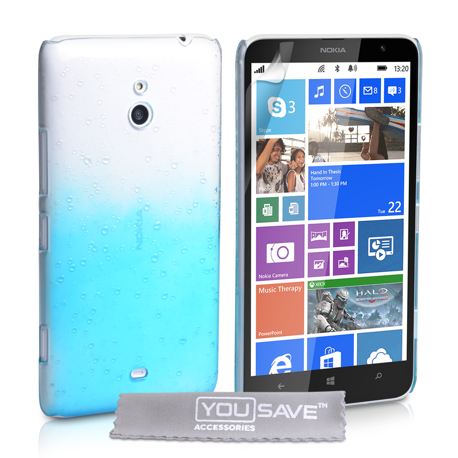 Θήκη Nokia Lumia 1320 by YouSave (Z292)