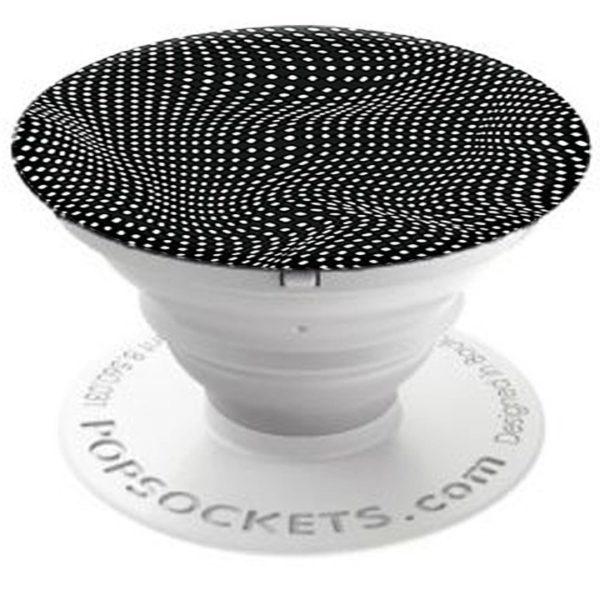 PopSocket Distortion - Black White (800003)