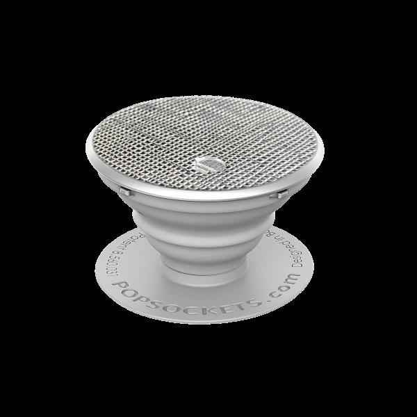 PopSocket Saffiano - Silver (800100)