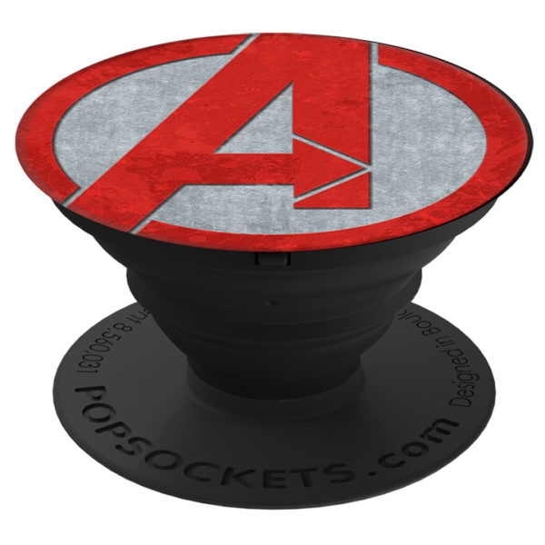 PopSocket The Avengers Icon - Red Grey Matte (101775)