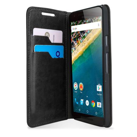 Θήκη LG Google Nexus 5X - Πορτοφόλι by Olixar (55461)