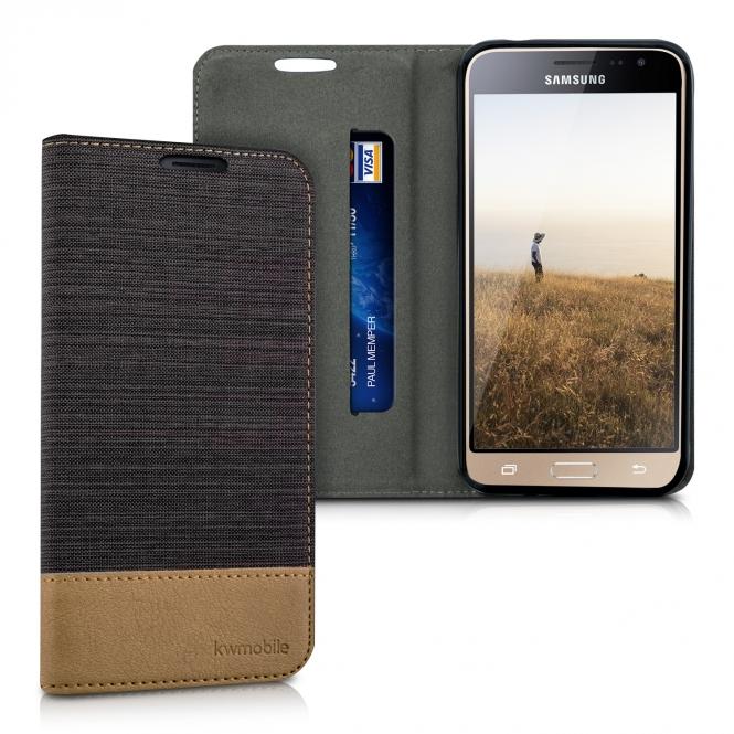 KW Θήκη Samsung Galaxy J3 (2016) (38156.73)