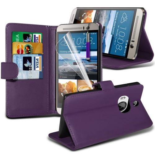 Θήκη HTC One M9 Plus - Πορτοφόλι (001-028-009) - OEM θήκες κινητών