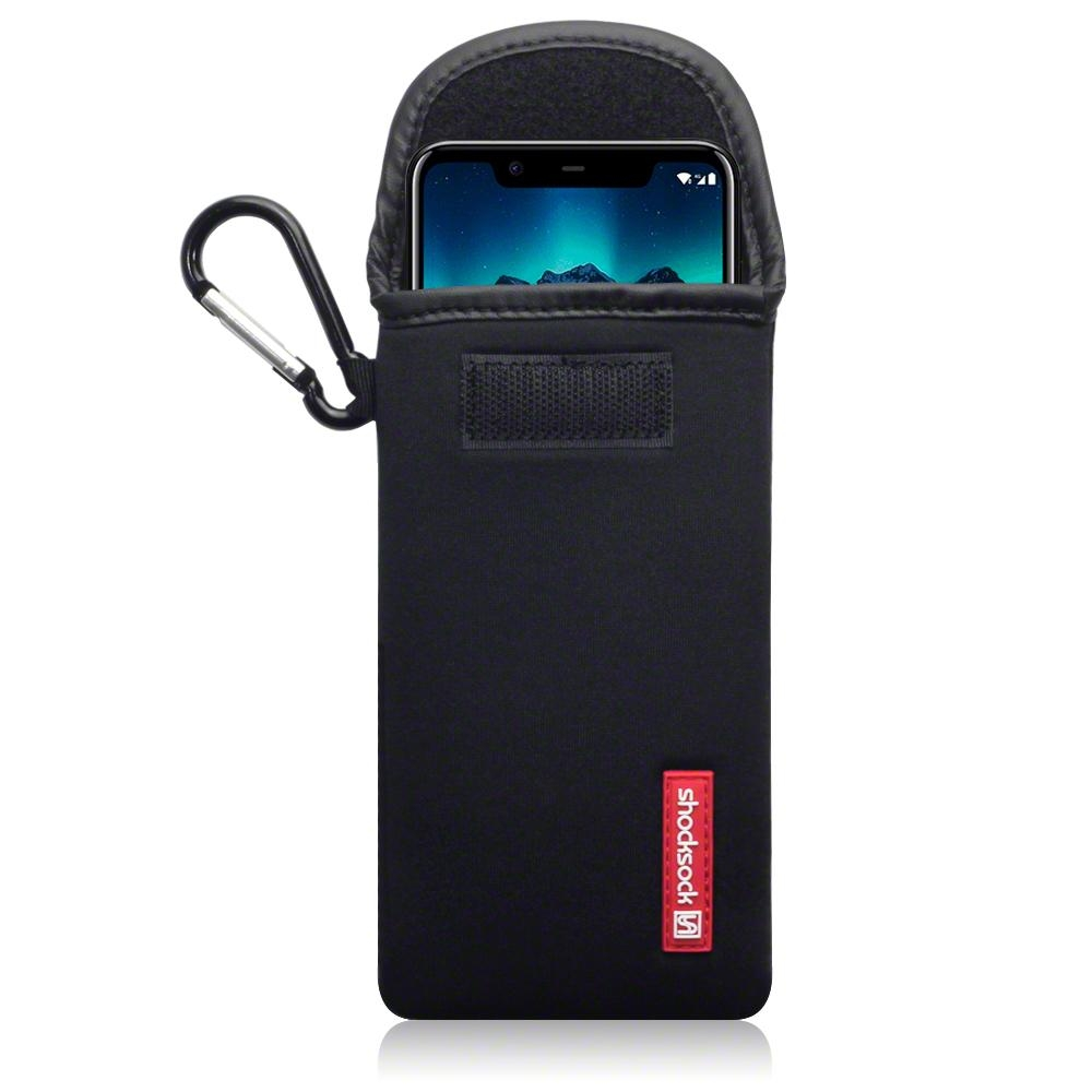 Shocksock Θήκη - Πουγκί Nokia 5.1 Plus - Black (121-001-011)