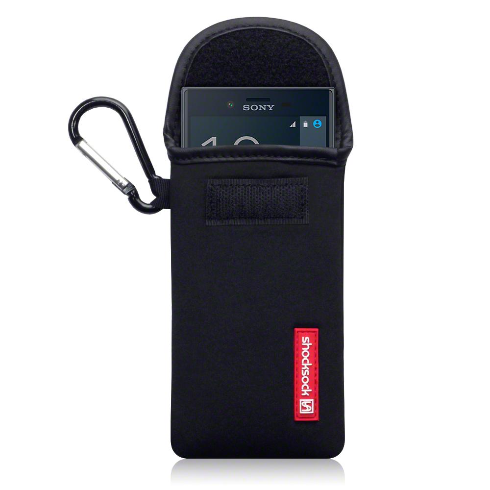 Shocksock Θήκη - Πουγκί Sony Xperia X Compact (121-005-025) - Black