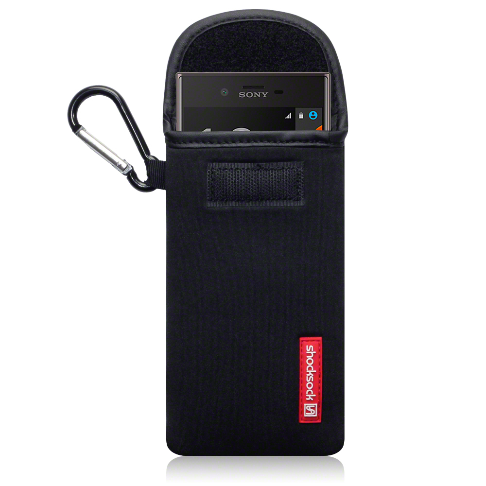 Shocksock Θήκη - Πουγκί Sony Xperia XZ/ XZs (121-005-024) - Black