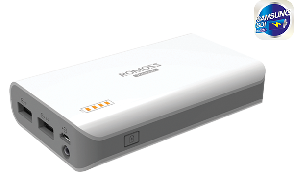 Φορητή Μπαταρία Φόρτισης (Power Bank) - 7800 mAh by Romoss - SAILING 3 default category