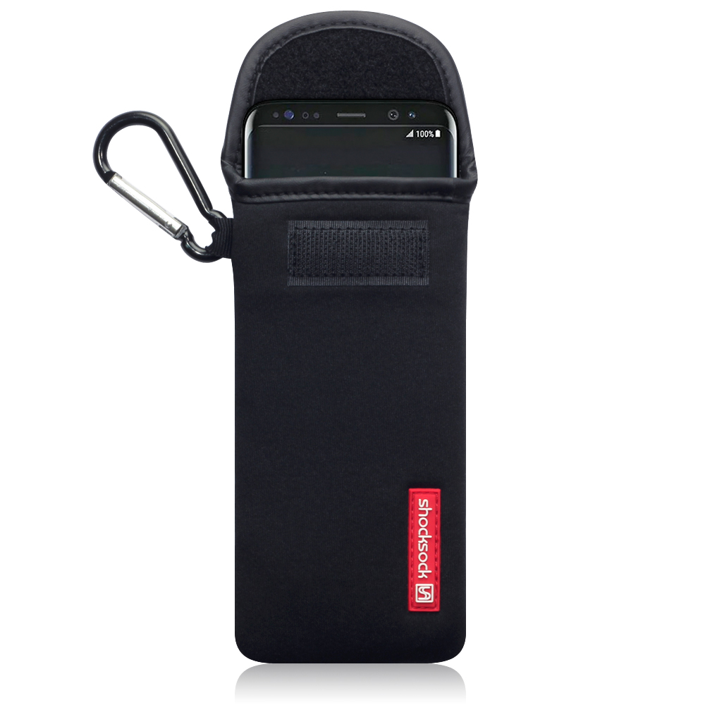 Shocksock Θήκη - Πουγκί Samsung Galaxy S8 - Black (121-002-037)