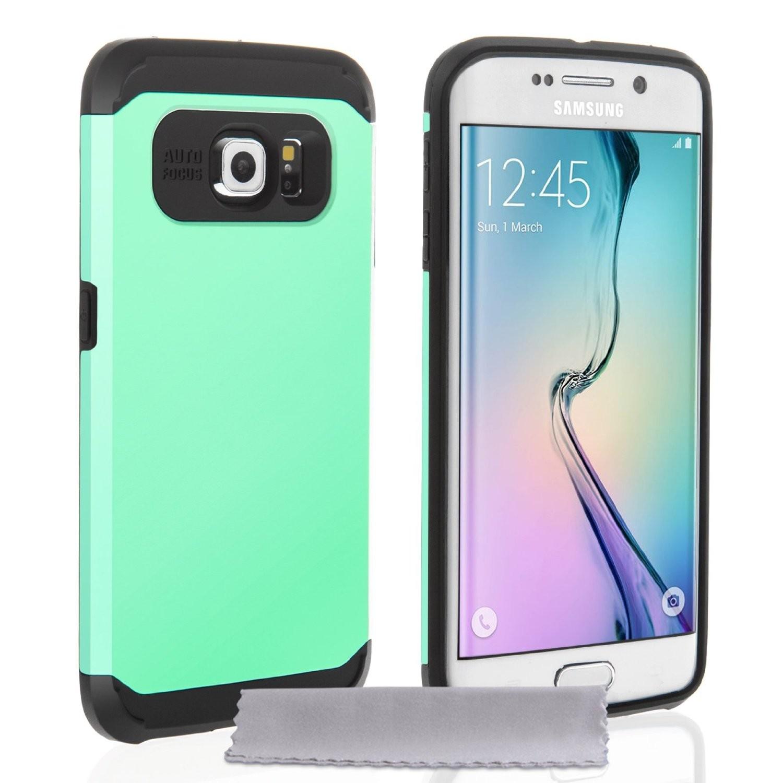 Tough Armor Ανθεκτική Θήκη Samsung Galaxy S6 Edge by Caseflex (Z525)