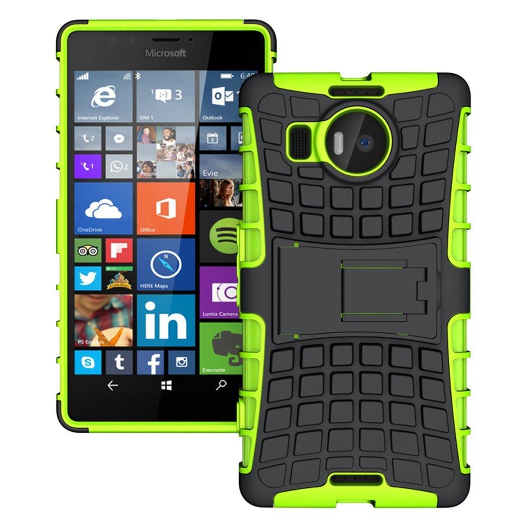 Ανθεκτική Θήκη Microsoft Lumia 950XL - Πράσινο (9683) - OEM