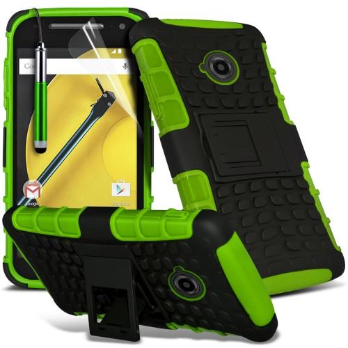 Ανθεκτική Θήκη Motorola Moto E 2nd Gen (031-003-304) - OEM
