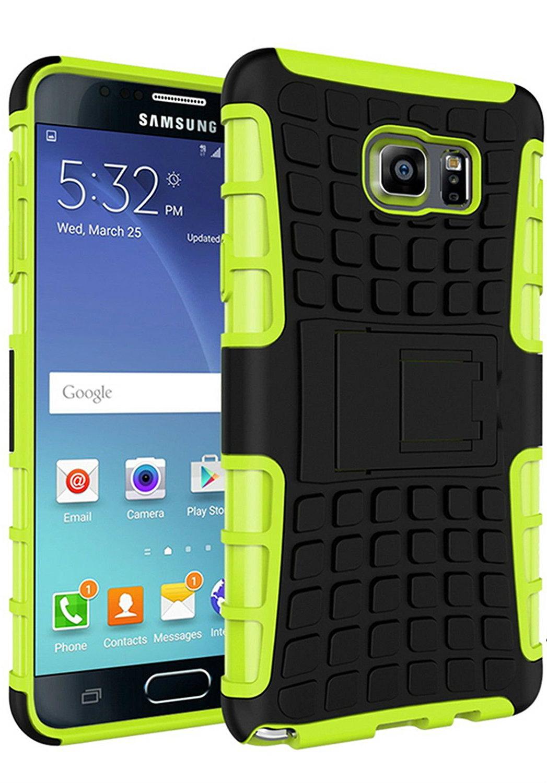 Ανθεκτική Θήκη Samsung Galaxy S7 Edge - Πράσινο (9745) - OEM